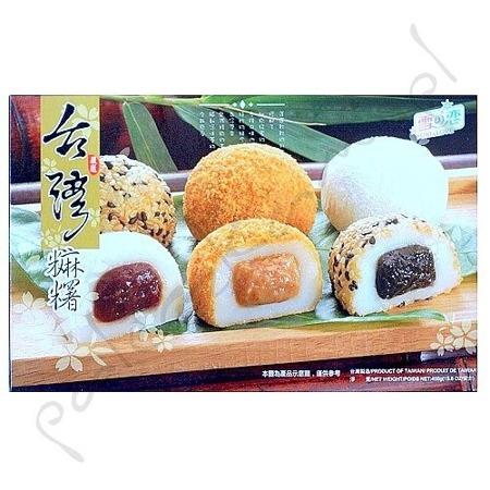 Ciasteczka Mochi 450g mieszane