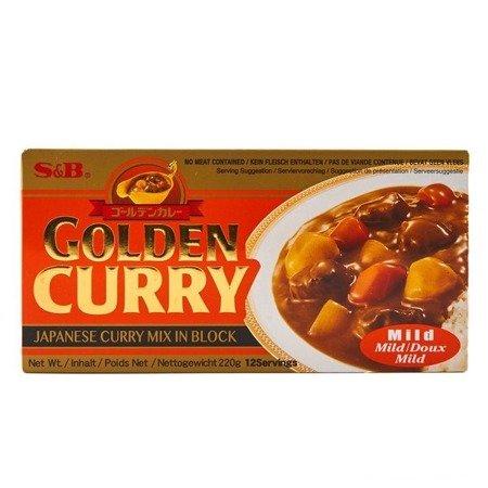Golden Curry 220g S&B łagodne