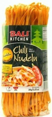 Makaron pszenny z chili 200g Bali Kitchen