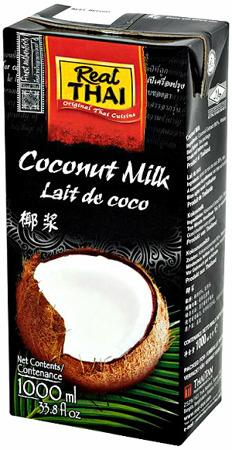 Mleko kokosowe 85% Real Thai 1L