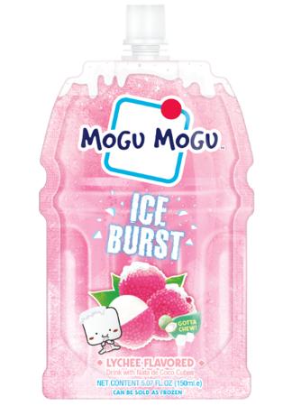 Mogu Mogu Ice Burst Liczi z galaretką kokosową 150ml