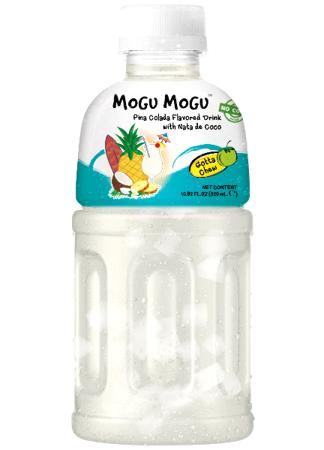 Mogu Mogu Pina Colada z galaretką kokosową 320ml