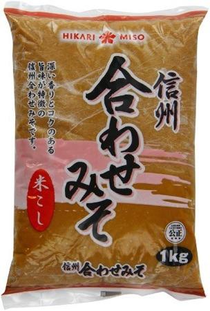 Pasta Awase miso 1kg Hikari