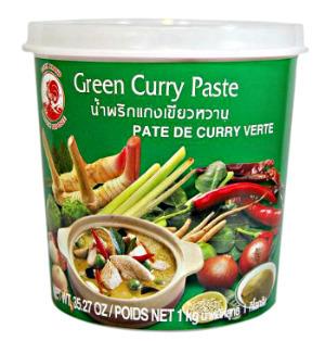 Pasta curry zielona 1kg