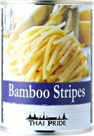 Pędy bambusa nitki / słupki 565g Thai Pride