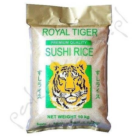 Ryż do sushi 10kg Royal Tiger