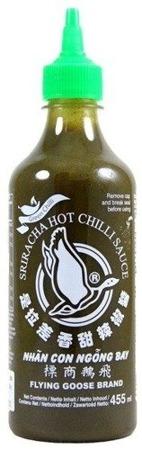 Sos chili Sriracha z zielonych papryczek 455ml