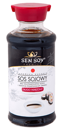 Sos sojowy długo warzony 150ml Sen Soy