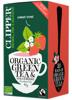 Zielona herbata z truskawką organiczna, 20 saszetek Clipper
