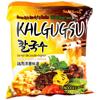 Zupa instant Kalgugsu o smaku kurczaka, lekko ostra 100g Samyang